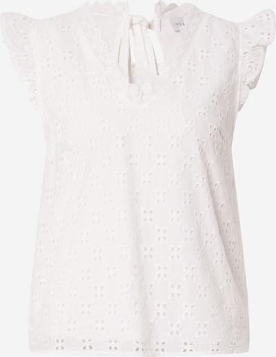VILA Top 'LUSINA' en blanco, Vista del producto