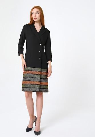 Madam-T Sheath Dress 'Elma' in Black