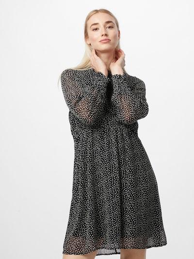 VERO MODA Kleid  'VMSMILLA' in schwarz / weiß, Modelansicht