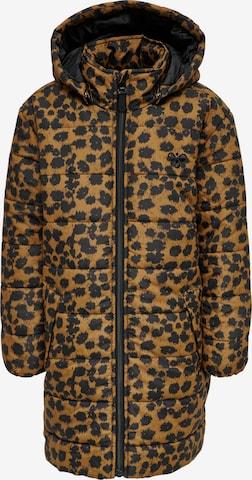 Hummel Coat 'BERLIN' in Brown
