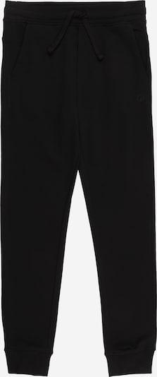 Pantaloni OVS pe negru, Vizualizare produs