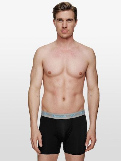 Reebok Sport Sous-vêtements de sport 'HEMERY' en noir: Vue de face