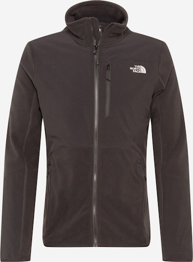 THE NORTH FACE Outdoorjas 'Glacier Pro' in de kleur Zwart / Wit, Productweergave