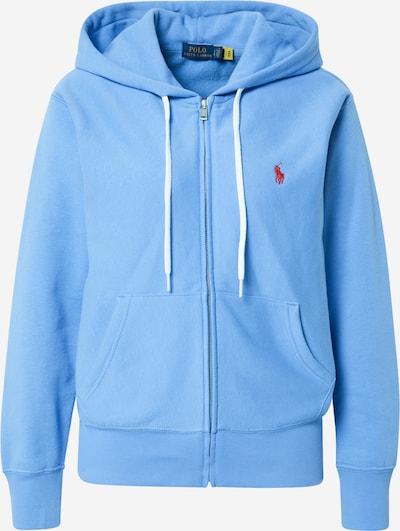 POLO RALPH LAUREN Sweat jacket in light blue, Item view