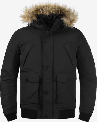 !Solid Winterjacke Frio in schwarz, Produktansicht