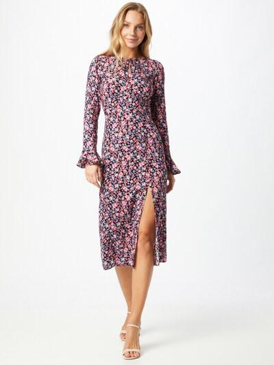 Miss Selfridge Kleid 'ROSE' in mischfarben / schwarz, Modelansicht