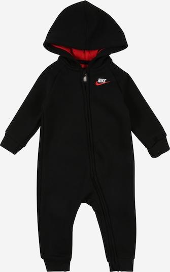 Tuta Nike Sportswear di colore rosso / nero / bianco, Visualizzazione prodotti