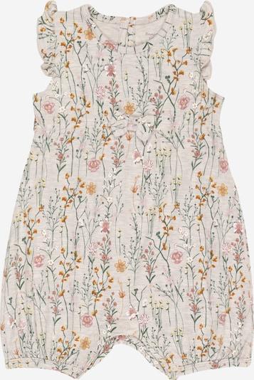 Hust & Claire Pijama entero/body 'Musling' en gris claro / mezcla de colores, Vista del producto