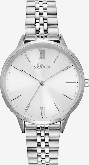 s.Oliver Analog Watch in Silver, Item view