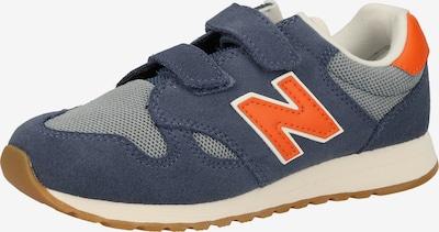 new balance Sneaker in blau / orange / weiß, Produktansicht