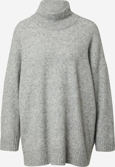 JUST FEMALE Širok pulover | siva barva, Prikaz izdelka