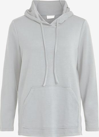 VILA Sweatshirt 'Sif' in Grey