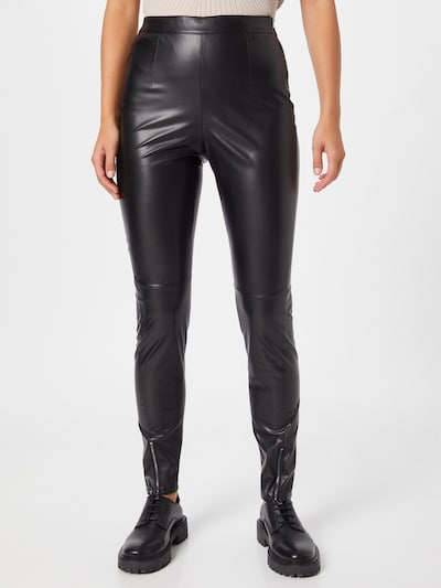 Pantaloni PATRIZIA PEPE pe negru, Vizualizare model