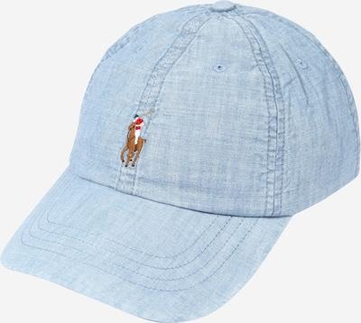 POLO RALPH LAUREN Pet in de kleur Lichtblauw, Productweergave