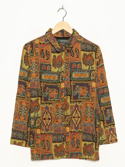Chico'S Jacket & Coat in XXL in Mixed colors, Item view