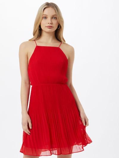 Pepe Jeans Koktejlové šaty 'MINE' - červená, Model/ka