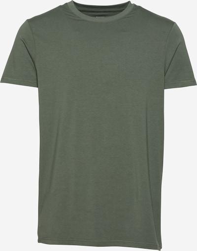 Tricou 'BAMBOO' Resteröds pe verde închis, Vizualizare produs