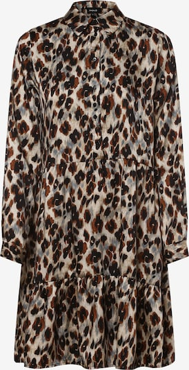 Aygill's Kleid in beige / braun / grau, Produktansicht