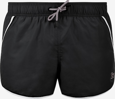 BLEND Shorts 'Balderian' in schwarz, Produktansicht