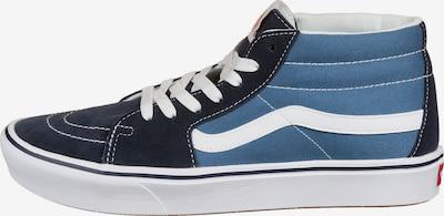 VANS Baskets hautes en bleu, Vue avec produit