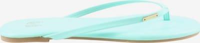 Victoria's Secret Flip Flop Sandalen in 39 in türkis, Produktansicht