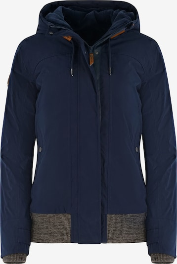 mazine Jacket ' Charlotte ' in dunkelblau, Produktansicht