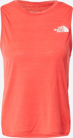 THE NORTH FACE Sport top - piros