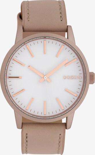 OOZOO Uhr 'C10017' in altrosa, Produktansicht