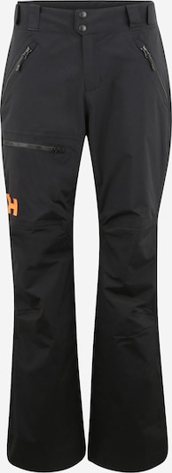 HELLY HANSEN Outdoorové kalhoty 'Sogn' - oranžová / černá, Produkt