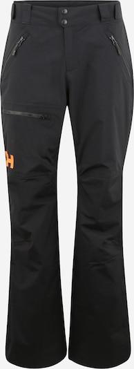 HELLY HANSEN Pantalón deportivo 'Sogn' en naranja / negro, Vista del producto