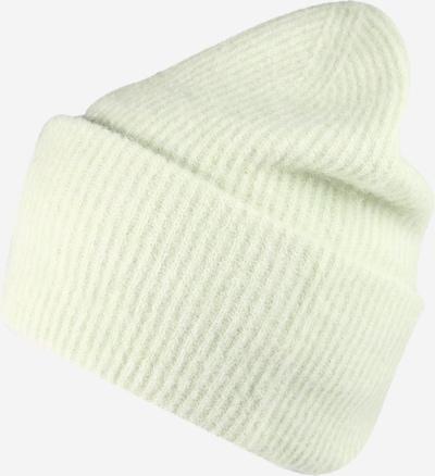 Samsoe Samsoe Bonnet en vert clair, Vue avec produit
