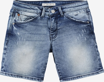 Petrol Industries Short in blue denim, Produktansicht