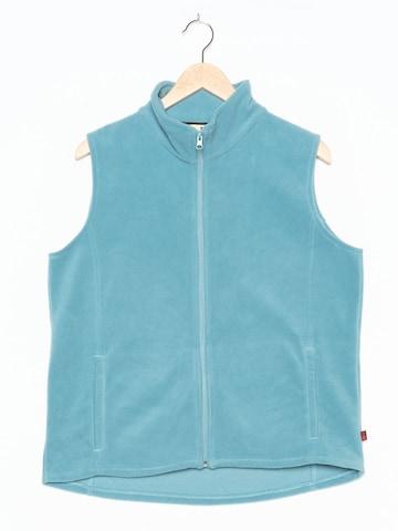 Woolrich Vest in L-XL in Blue