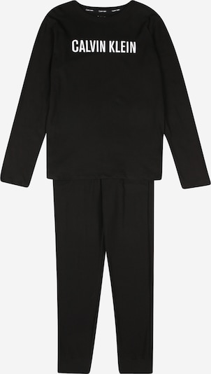 Calvin Klein Underwear Pajamas in Black / White, Item view