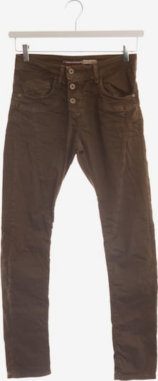 PLEASE Jeans in 27-28 in khaki, Produktansicht