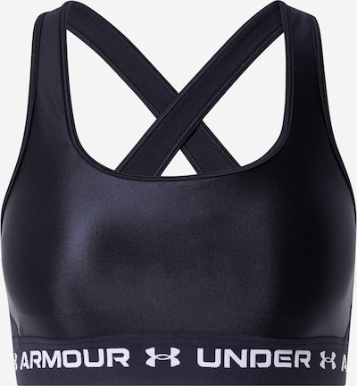 UNDER ARMOUR Sports-BH i sort / hvid, Produktvisning