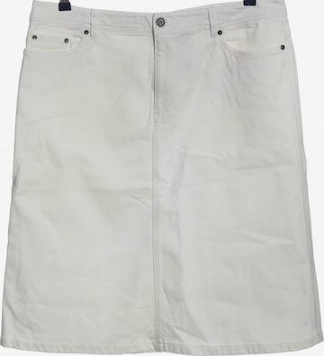 HESSNATUR Skirt in XXL in White