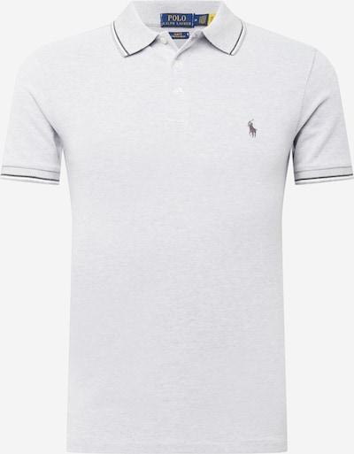 Polo Ralph Lauren Poloshirt in anthrazit / hellgrau / weiß, Produktansicht