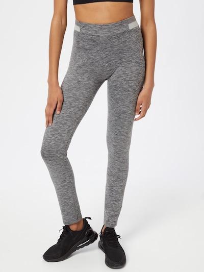 BOSS Casual Leggings in grau, Modelansicht