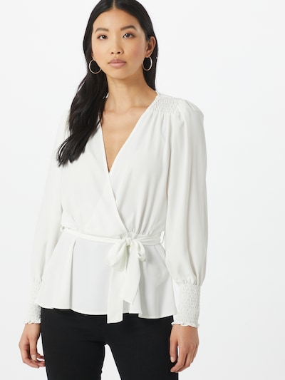 Dorothy Perkins Blouse in off white, View model