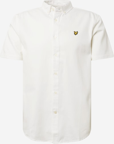 Lyle & Scott Overhemd in de kleur Wit, Productweergave