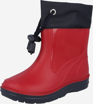 BECK Rubber boot in Red