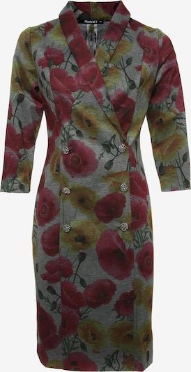 Madam-T Kleid 'KONTATA' in grau, Produktansicht