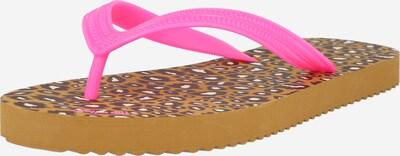 Infradito FLIP*FLOP di colore marrone / rosa, Visualizzazione prodotti