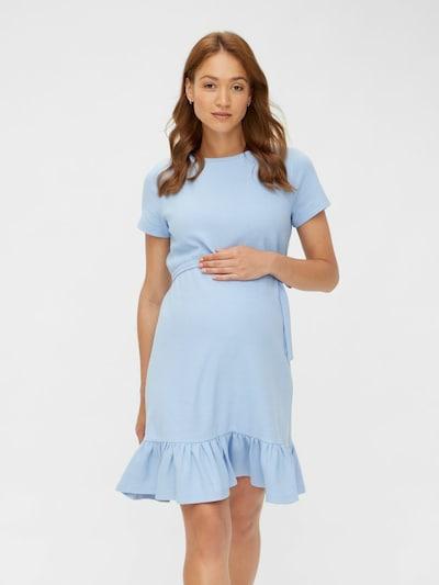 MAMALICIOUS Kleid 'Bex' in hellblau, Modelansicht