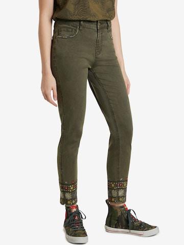 Desigual Jeans 'DELFOS' in Green
