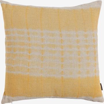 Linen & More Pillow 'Tara' in Yellow