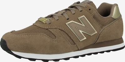 new balance Sneaker '373 ' in braun / gold / weiß, Produktansicht