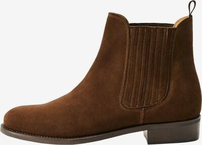 MANGO MAN Chelsea Boots in braun, Produktansicht