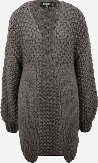 Missguided Knit cardigan in Grey, Item view